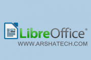 تایپ همزمان فارسی و انگلیسی در libre office