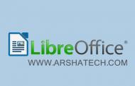 تایپ همزمان فارسی و انگلیسی در LibreOffice
