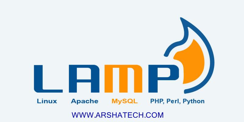 آموزش نصب Apache, MariaDB, PHP, PhpMyAdmin) LAMP) در CentOS 7