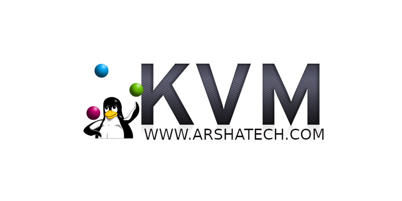 آموزش نصب kvm در فدورا