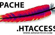اعمال محدودیت دسترسی کشورها به سایت از طریق htaccess