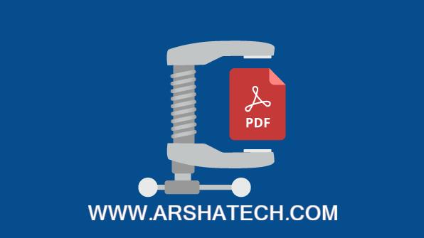 آموزش کاهش حجم فایل PDF در دبیان و اوبونتو
